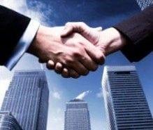 building handshake