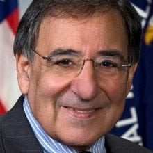 Leon Panetta, former U.S. Secretary of Defense