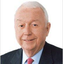 Ralph W. Shrader, Booz Allen Hamilton