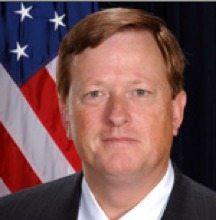 Luke McCormack, DOJ