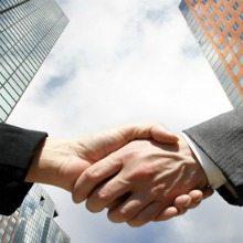handshake business