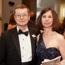 Jim Davis and Adrienne Davis