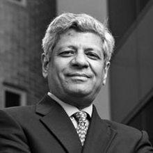 Kesavan Sudhakar, CEO of ICF International