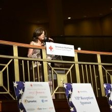 Kay Kapoor, Chair, VIP Reception, Salute to Service Gala