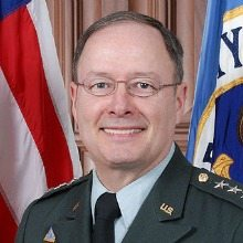General Keith B. Alexander, former Director, NSA
