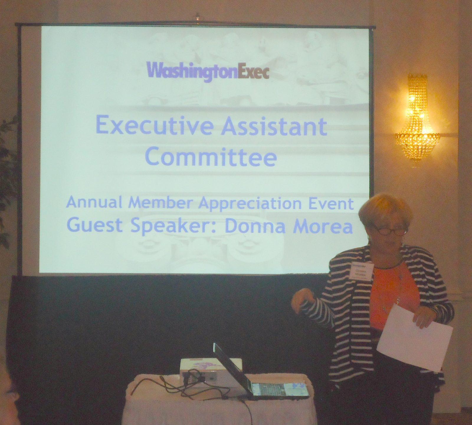 Donna Morea, Keynote Speaker