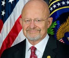 James R. Clapper, Director of National Intelligence