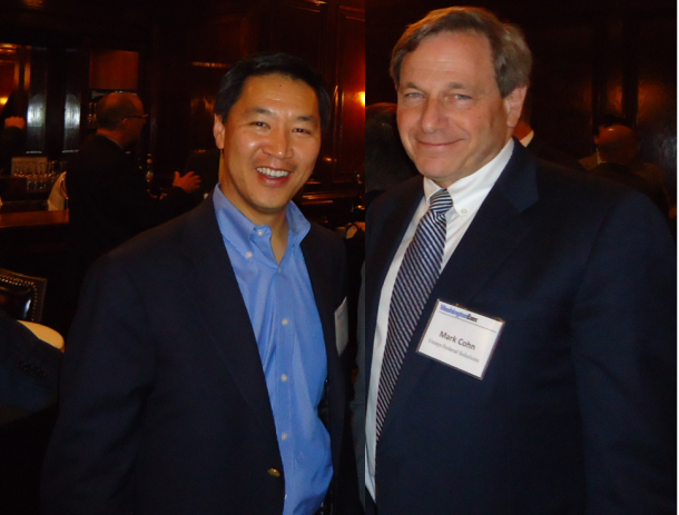 Jeff Yu (Northrop Grumman), Mark Cohn (Unisys Federal Systems)
