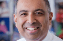 Sumeet Shrivastava, President of Array Information Technology