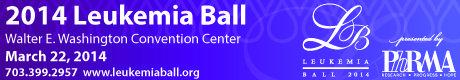 LLS Ball 2014 BANNER AD