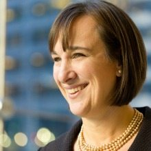 Janet Foutty, Deloitte Consulting LLP's federal practice leader