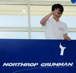 Northrop Grumman Chopper Drop Contest, Inaugural STEM Symposium