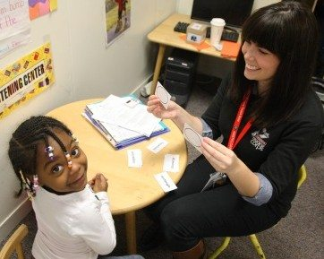 The Literacy Lab will receive a $10,000 grant to provide low-income, pre-kindergarten children in Alexandria with a year of daily literacy intervention.