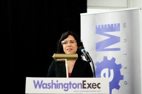 Michele Weslander Quaid, STEM Symposium