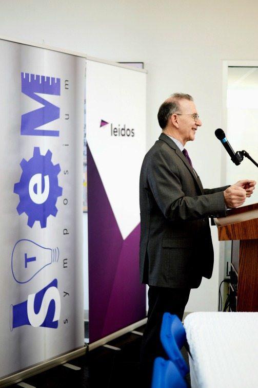 Ted Cope (NGA), Inaugural STEM Symposium