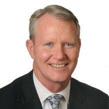 Jerry Carlson (KPMG), Leukemia Ball 2014