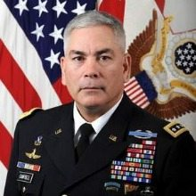 General John Campbell, USMA '79, Vice Chief of Staff, U.S. Army