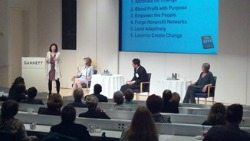 """""""Do More Than Give: How Donors Maximize Philanthropic Impact"""" was held April 3 in McLean, Va."""