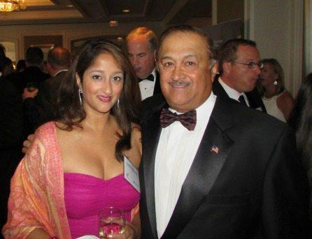 Sushma Shenoy (IMC), Sudhakar Shenoy (IMC, past E&Y EOY Greater DC Award Winner)