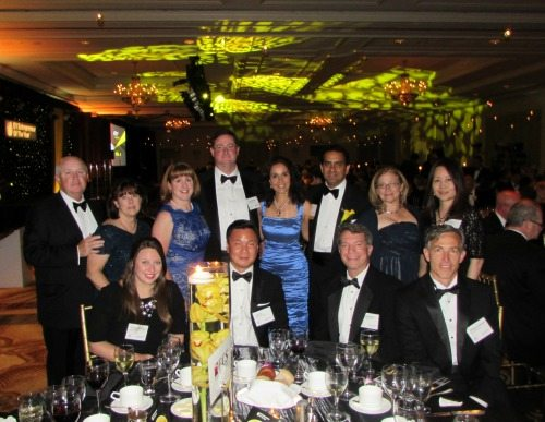 The ECS Federal Team, 2014 E&Y Entrepreneur of the Year Greater DC Award Winners