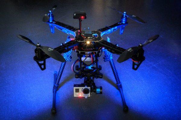 Chris Vo drone
