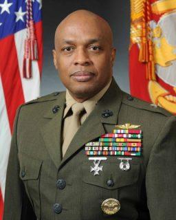 USMC Major General Vincent Stewart