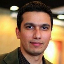 Iqbal Khowaja, Chief Innovation Officer for Civlian Solutions, Vencore