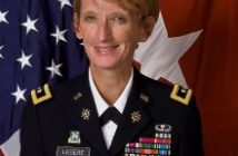 Lt. Gen. Mary Legere, Deputy Chief of Staff for Intelligence, U.S. Army