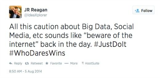 jr reagan tweet