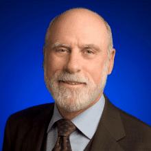Google VP, Chief Internet Evangelist Vint Cerf on Speaks on Research Investment, STEM
