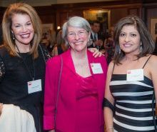Teresa Carlson, Anne Armstrong and Kay Kapoor at the 2014 GCN 27th Annual Awards Gala