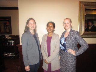 Marjorie Censer (POLITICO), Amrita Jayakumar (Washington Post Capital Business), and Camille Tuutti (Nextgov)