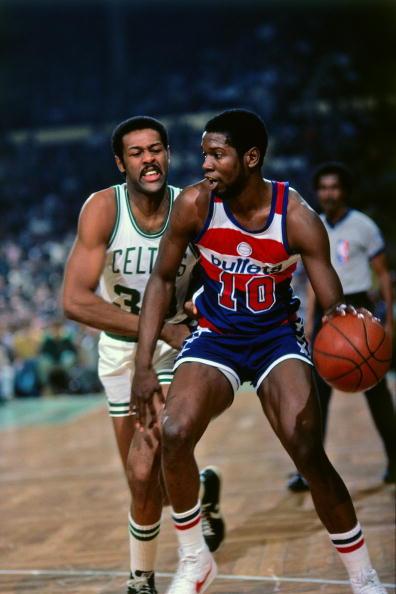 Bob Dandridge, Boston Celtics vs. Washington Bullets, 1980
