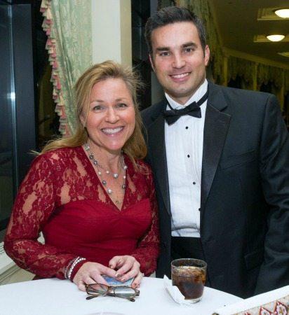 Michele Anthony and Doug Kammerer