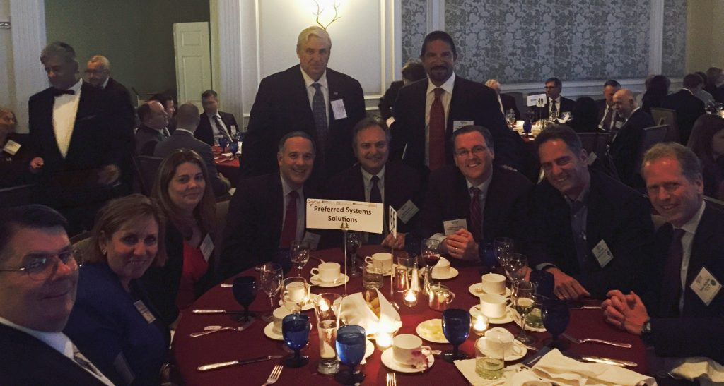Preferred Systems Solutions (PSS) Team, 2014 Greater Washington GovCon Awards Finalist