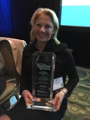 Anne Altman, 2014 GovCon Awards Executive of the Year Winner