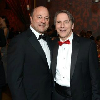 Joe Martore, President and CEO, Calibre with Scott Tucker, Choral Arts Artistic Director