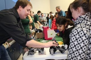 picture from 2015 K-12 STEM Symposium