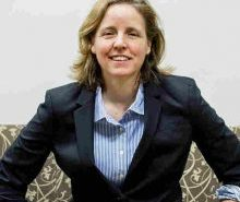 Megan Smith, U.S. Chief Technology Officer. Photo credit NPR.