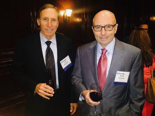 Mark Testoni and Joe Kernan of SAP NS2