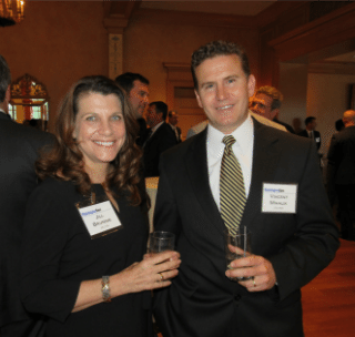 Jill Bruning (AECOM) and Vincent Mihalk (JACOBS)