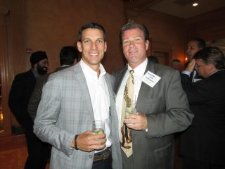 Jonathan Moneymaker (Altamira Technologies Corporation) and Matt Addington (Giant Oak)