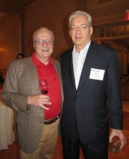Tom Woteki (MAXIMUS) and Paul Leslie (Dovel Technoloiges)