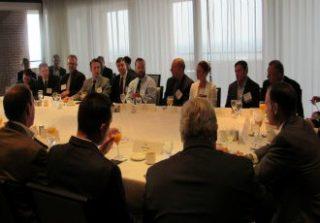 Round-table discussion with Director Matt Goodrich of FedRAMP