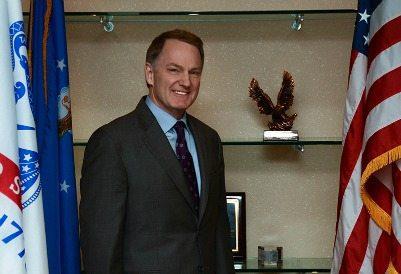 Brian McHugh, ManTech International