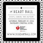 DC Heart Ball 2016 Tile Ad