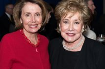 Former House Democratic Leader Nancy Pelosi and The Hon. Elizabeth Dole