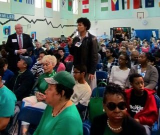 audience member photo edited