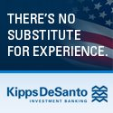 KippsDeSanto Investment Banking- There's No Substitute for Experience - http://www.kippsdesanto.com/