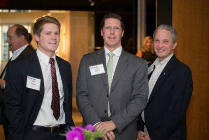 Matt Slack, Gary Slack and Bill Hoover